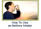asthma inhaler