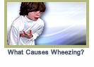 wheezing