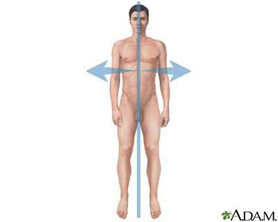 Peripheral orientation