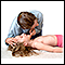 CPR - child 1 to 8 years old - series